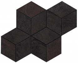 Blaze Iron Mosaico Hexagon Lucios Atlas Concorde