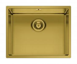 Chiuveta inox ASTRIS COLORA 50x40 1B Gold