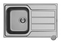 Chiuveta Inox Pyramis ATHENA 790mm*500mm