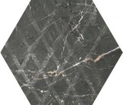 Faianta MarvelStone Hexagon Grey, Paradyz Ceramica, mata, 19,8x17,1 cm