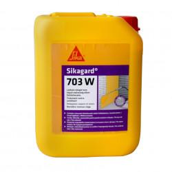 Material de impregnare hidrofobizant, Sika Sikagard 703 W, interior / exterior, 5 L