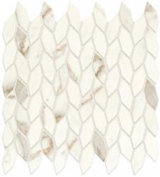 Mozaic Marvel Shine Calacatta Prestigio Mosaico Twist Silk 30,5x30,5