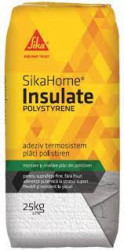 SikaHome® Insulate Polystyrene 25kg