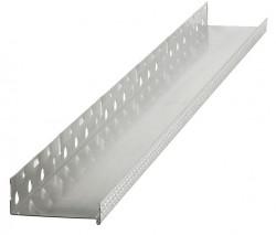 SockelProfil Aluminium WDVS Profil de soclu cu lacrimar