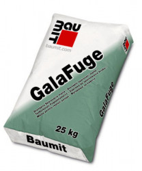 Baumit GalaFuge (PflasterFugenmortel) - Mortar pentru rostuit pavaje 25 kg