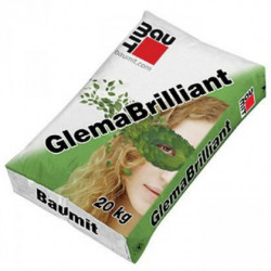 Baumit GlemaBrillant - Glet de ciment alb 20 kg