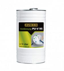 Diluant PU-V 95, Murexin, 5l