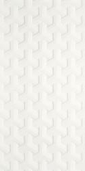 Faianta Harmony Bianco Sciana A, Paradyz Ceramica, alba, 30x60 cm
