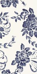Faianta Porcelano Blue Sciana Decor, Paradyz Ceramica, 30x60 cm