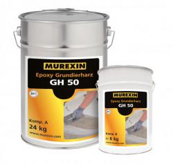 Grund epoxidica GH 50, Murexin, 4+1kg