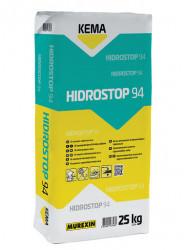 Hidroizolatie monocomponenta pe baza de ciment Hidrostop 94 25kg