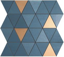 Mozaic MEK Albastru, Diamond Wall, 30,5x30,5 cm
