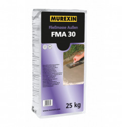 Sapa autonivelanta de exterior FMA 30