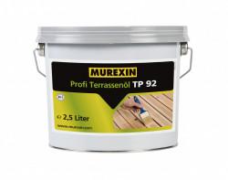 Ulei pentru terase Profi TP 92, Murexin, 2.5l
