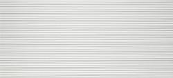 3D Line White Matt 110