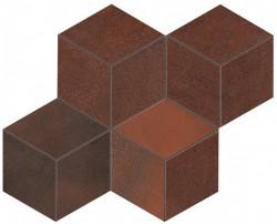 Blaze Corten Mosaico Hexagon Lucios Atlas Concorde