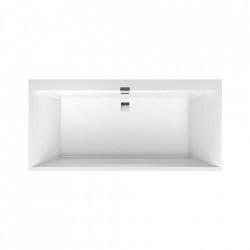 Cada rectangulara compozit, Villeroy&Boch, Squaro Edge12, Quaryl