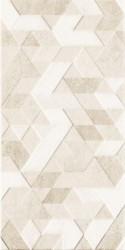 Faianta Emilly Beige Sciana Decor, Paradyz Ceramica, 30x60 cm