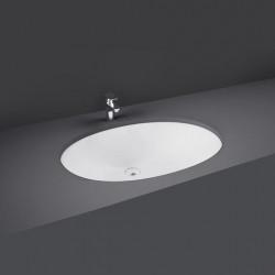 Lavoar sub blat Rak Ceramics Rosa 50x41 cm