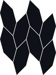 Mozaic Univesalna Nero Torton, Paradyz Ceramica, 29,8x22,3 cm