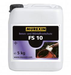 Murexin Aditiv antiinghet pentru betoane si mortare FS 10