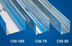 Profil CW75 - 0.5mm