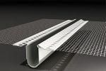 Profil dilatatie suprafata plana 2,5m/buc