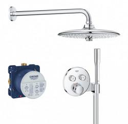 Sistem de dus cu termostat Grohe Euphoria Grohtherm SmartControl