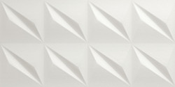 3D Flash White Matt 80