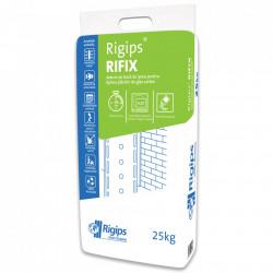 Adeziv gips carton Rigips Rifix, pe baza de ipsos, 25 kg