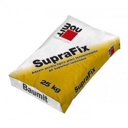 Baumit SupraFix - adeziv polistiren pentru suporturi lemnoase 25 kg