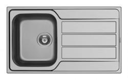 Chiuveta Inox ATHENA 860mm*500mm