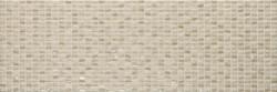 Faianta tip mozaic Leed Taupe, Emigres, satinata, 20x60 cm