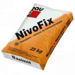 Baumit NivoFix - adeziv polistiren pentru suporturi denivelate 25 Kg