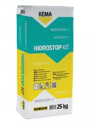 Mortar cu priza rapida Hidrostop Kit 25kg