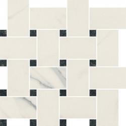 Mozaic Univesalna Bianco Pantos, Paradyz Ceramica, 26,6x26,6 cm
