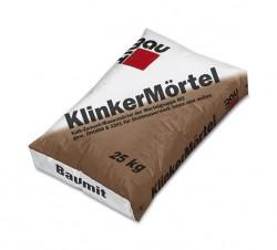 Baumit KlinkerMortel - Mortar special pentru zidarie aparenta