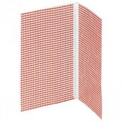 Baumit Profil colt cu plasa 10x15 PVC 2,5 m