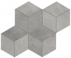 Blaze Aluminium Mosaico Hexagon Lucios Atlas Concorde