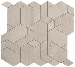 Boost White Mosaico Shapes 31x33,5