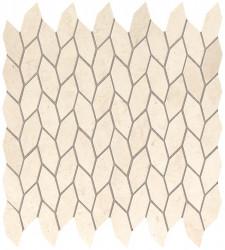 Marvel Stone Cream Prestige Twist Mosaic 30,5x30,5