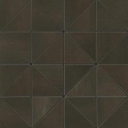 Mosaic MEK Bronze Mosaico Prisma 36x36 cm