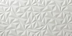 3D Angle White Matt 80