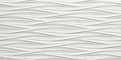 3D Wind White Matt 80