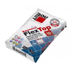 Baumit Baumacol FlexTop Fibre - Adeziv flexibil superior gri 25 kg