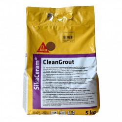 Chit pentru rosturi Sika Ceram Clean Grout brown 5 kg