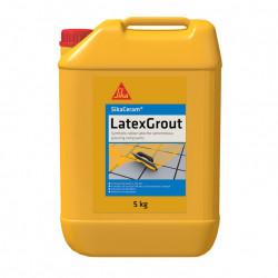 SikaLatex Grout Aditiv lichid pentru mortare şi punte de aderenta