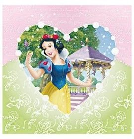 Poze Decoratiune fosforescenta 3D Princess