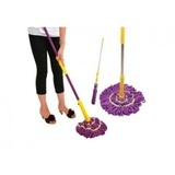 Twist Magic Mop cu microfibre