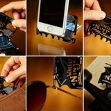 Card multifunctional Ninja Wallet 18in1